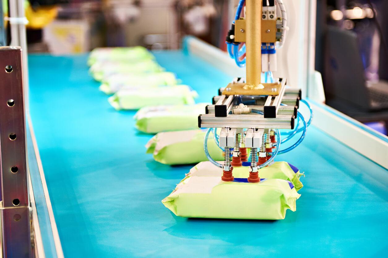 4 ways robotics is transforming production