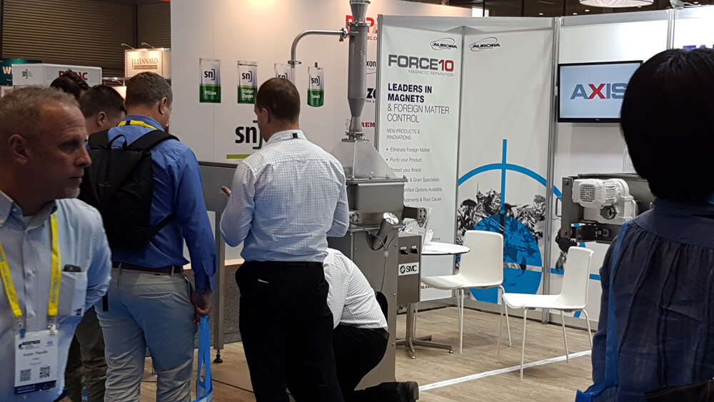 FORCE10 Magnets make an impact at AUSPAK Expo